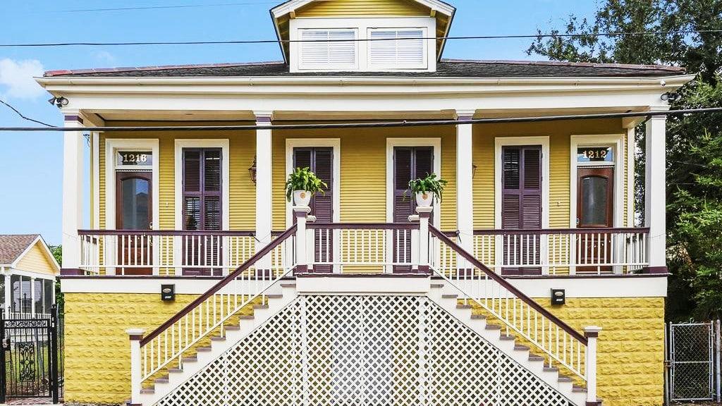 Zona recomendada donde alojarse en New Orleans, Louisiana - Tremé