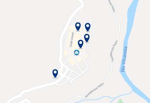 Alojamiento en Santa Teresa - Haz clic para ver todo el alojamiento disponible en esta zona
