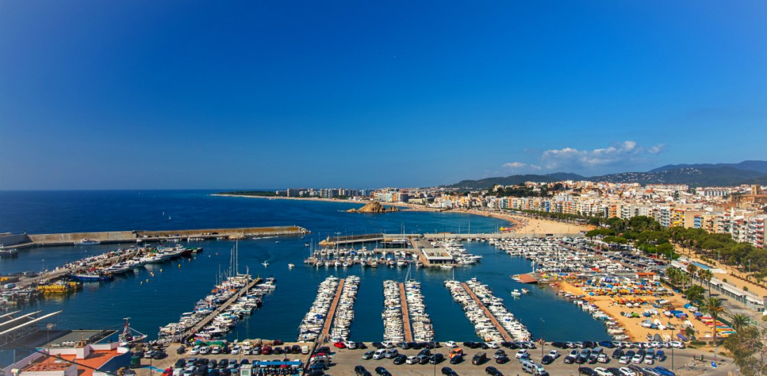 Dónde alojarse en Costa Brava, España