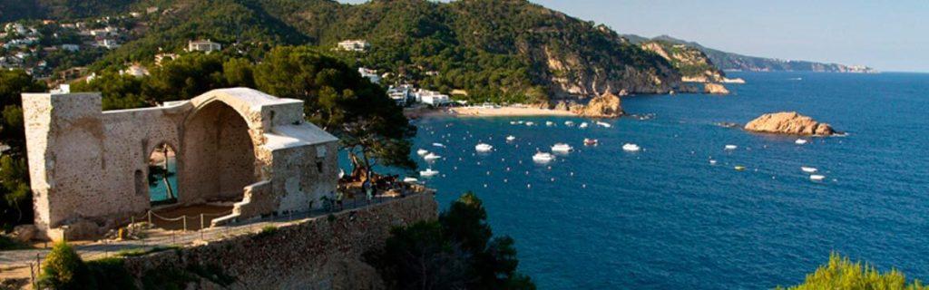 Dónde quedarse en la Costa Brava, Girona - Tossa de Mar