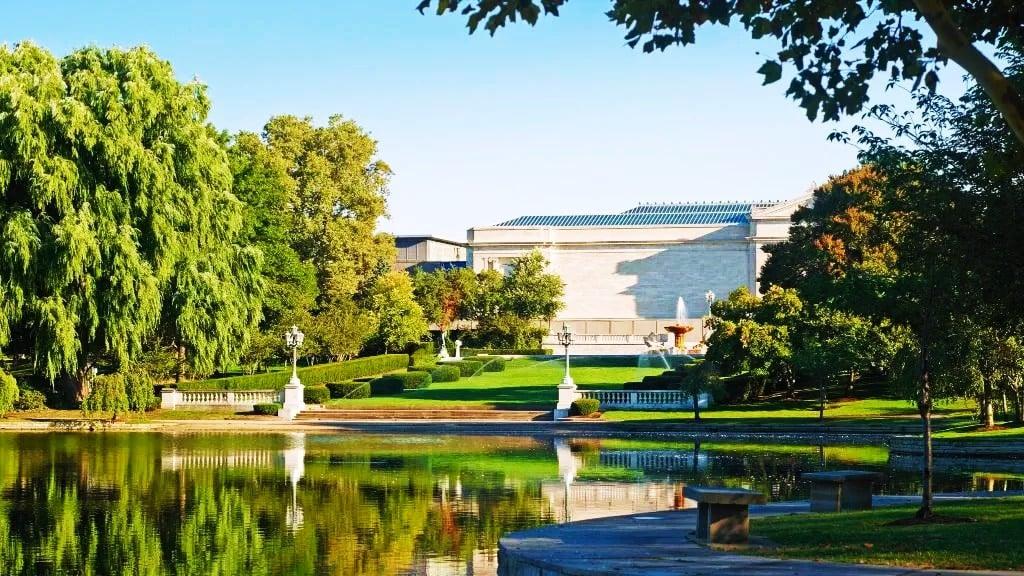 Mejores zonas donde alojarse en Cleveland - Cerca del Museo de Arte de Cleveland