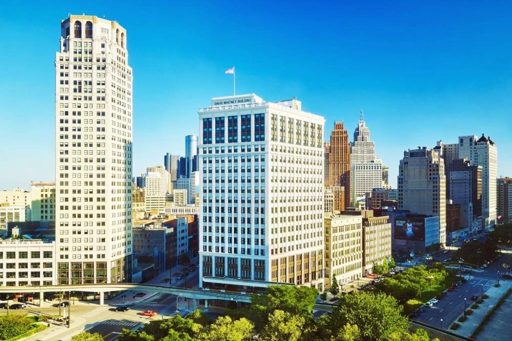 Mejores zonas donde alojarse en Detroit, Michigan - Downtown Detroit