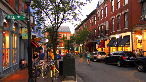 Dónde alojarse en Portland, Maine - Downtown Portland
