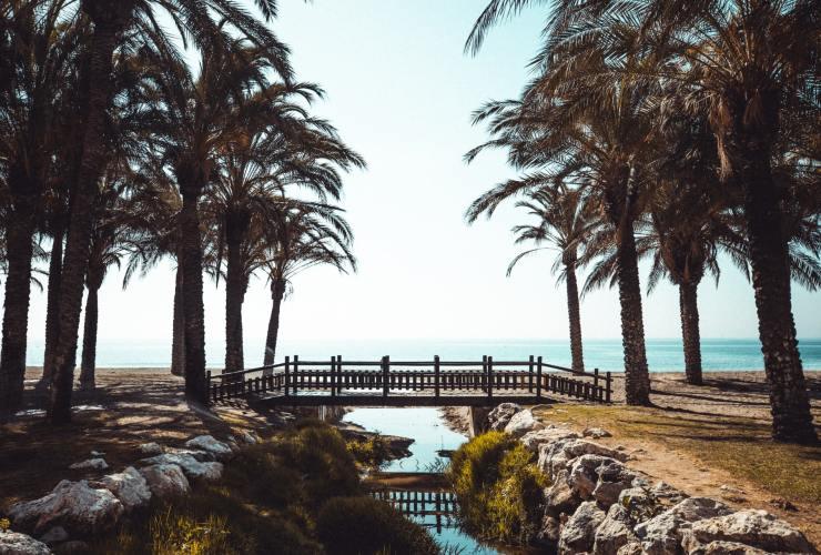 Las mejores zonas donde alojarse en Torremolinos, Málaga