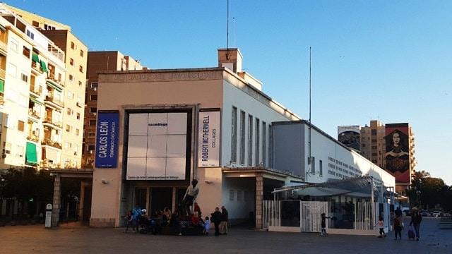 Mejores zonas donde alojarse en Málaga, España - Soho