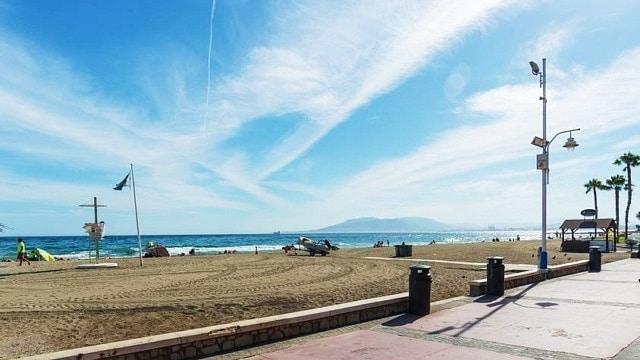 Mejores zonas donde dormir en Málaga, España - El Palo