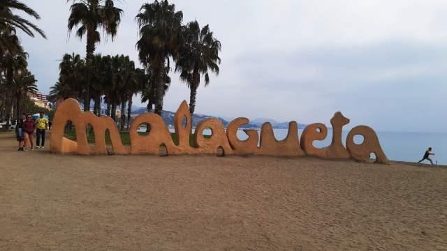 Zona recomendada donde alojarse en Málaga - La Malagueta
