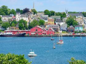 Las mejores zonas donde alojarse en Lunenburg, Canadá
