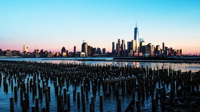 Mejores zonas donde hospedarse en Jersey City - Newport