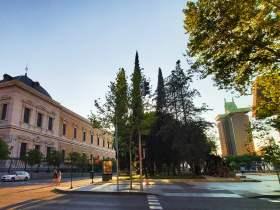 Dónde alojarse en Salamanca, Madrid