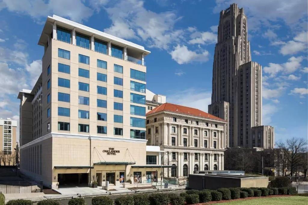 Barrios recomendados donde dormir en Pittsburgh - Oakland