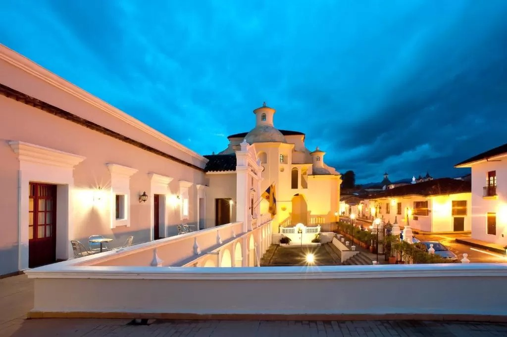 Dónde hospedarse en Popayán - Centro histórico