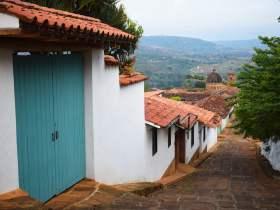 Las mejores zonas donde alojarse en Barichara, Colombia