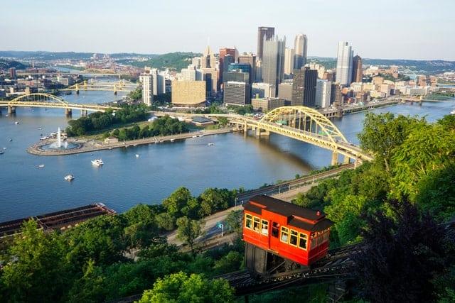 Los mejores barrios donde dormir en Pittsburgh - South Side