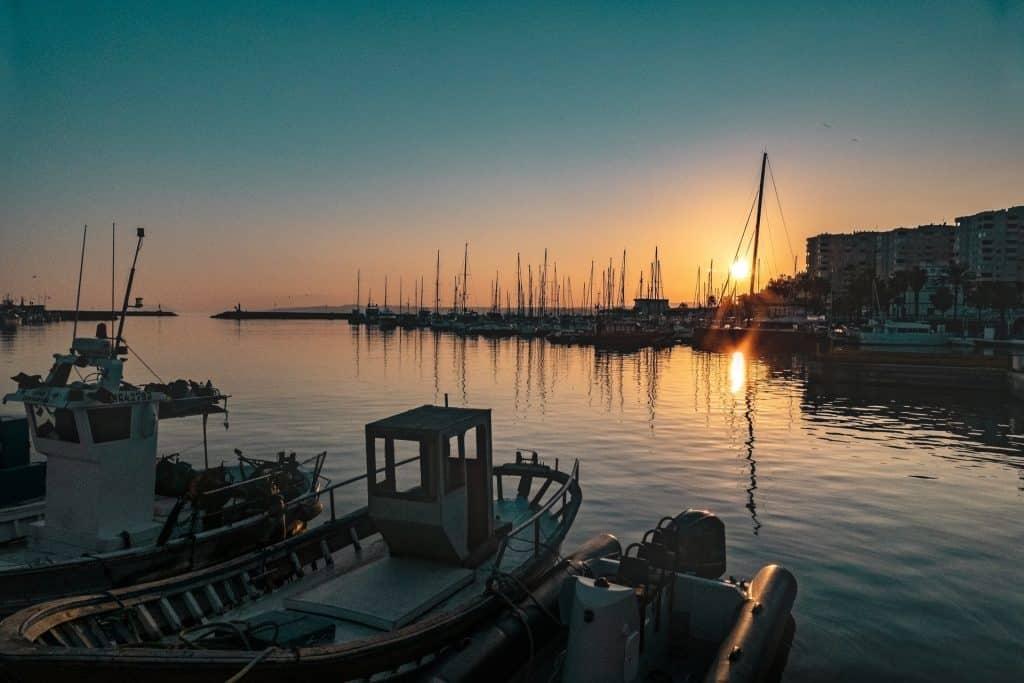 Convenient area to stay on the Costa del Sol - Estepona