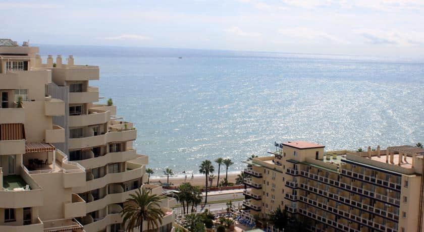 Mejor zona para turistas en Benalmádena, Costa del Sol - Playas de Benalmádena
