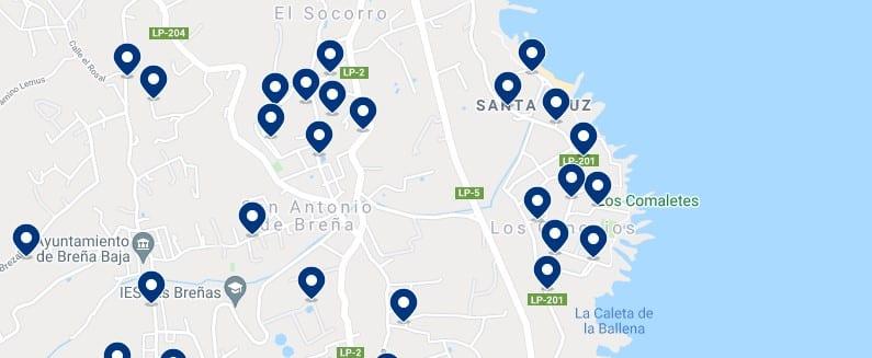 Alojamiento en Los Cancajos - Haz clic para ver todo el alojamiento disponible en esta zona