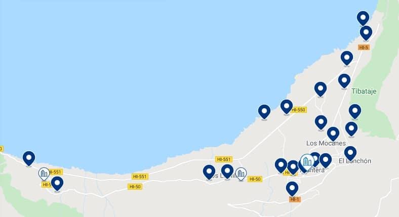Alojamiento en el Valle del Golfo - Haz clic para ver todo el alojamiento disponible en esta zona