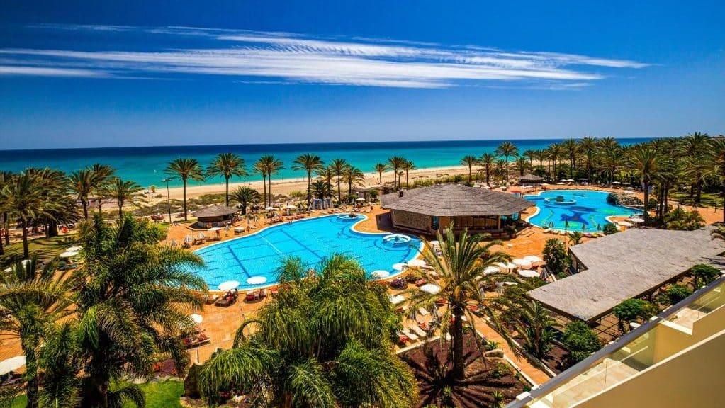 Costa Calma tiene algunos de los mejores hoteles de Fuerteventura
