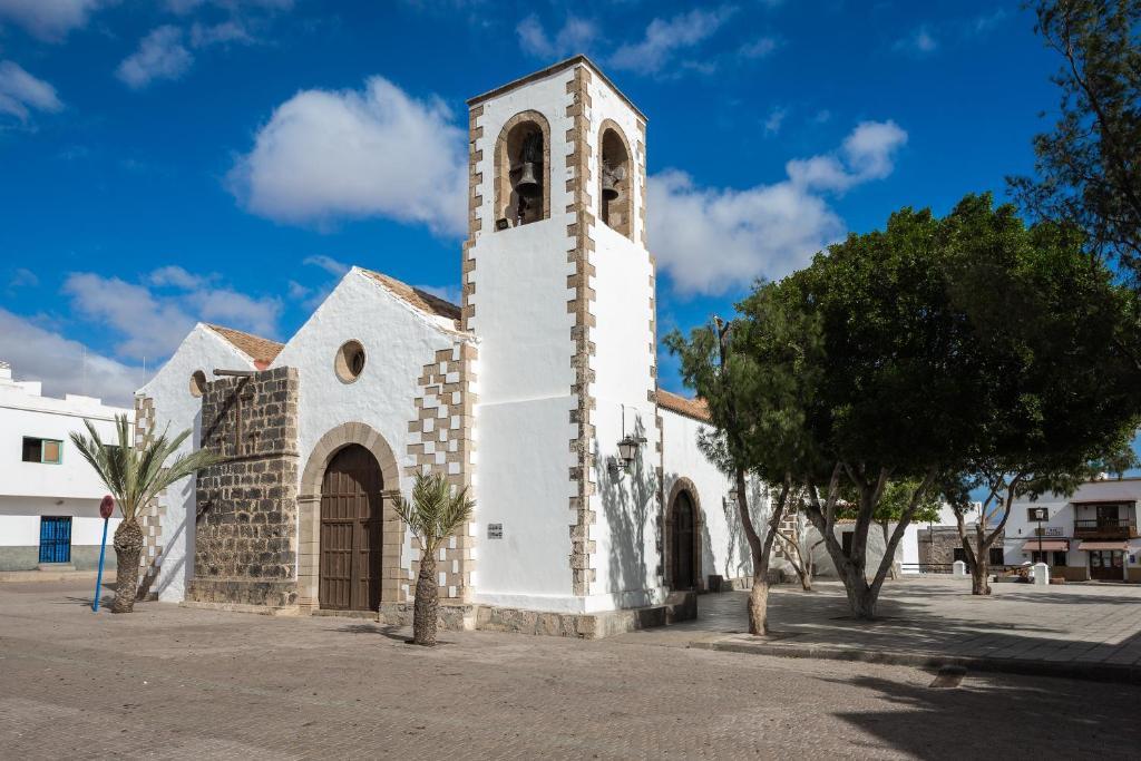 Dónde alojarse en el centro de Fuerteventura - Tuineje