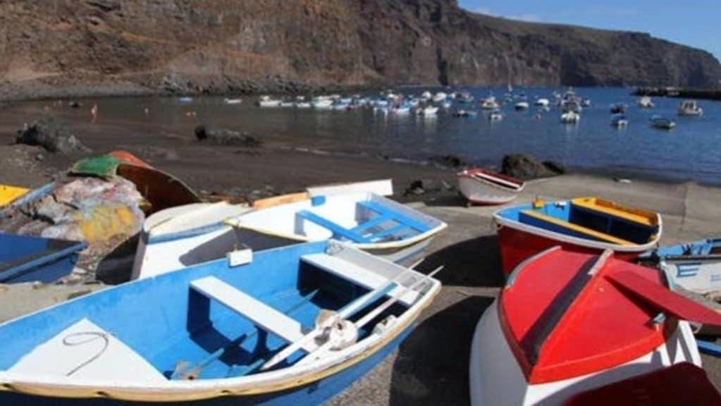 Dónde dormir en La Gomera (isla) - Valle Gran Rey