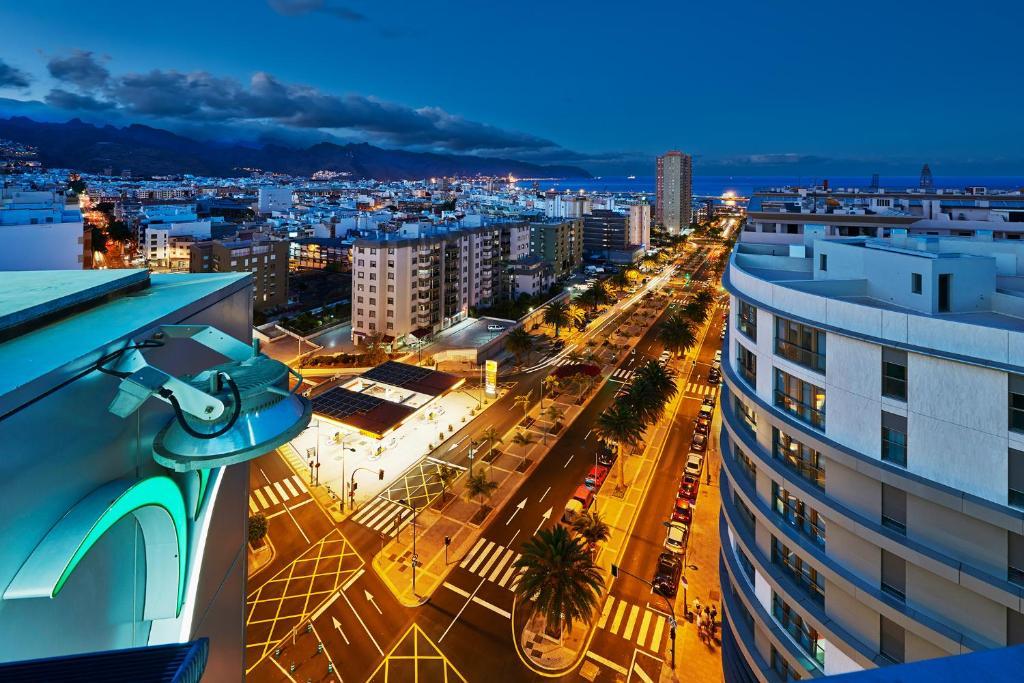 Where to stay in Tenerife, Spain - Santa Cruz de Tenerife