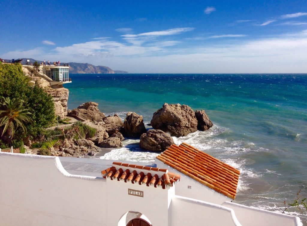 Where to look for accommodation on the Costa del Sol: Nerja