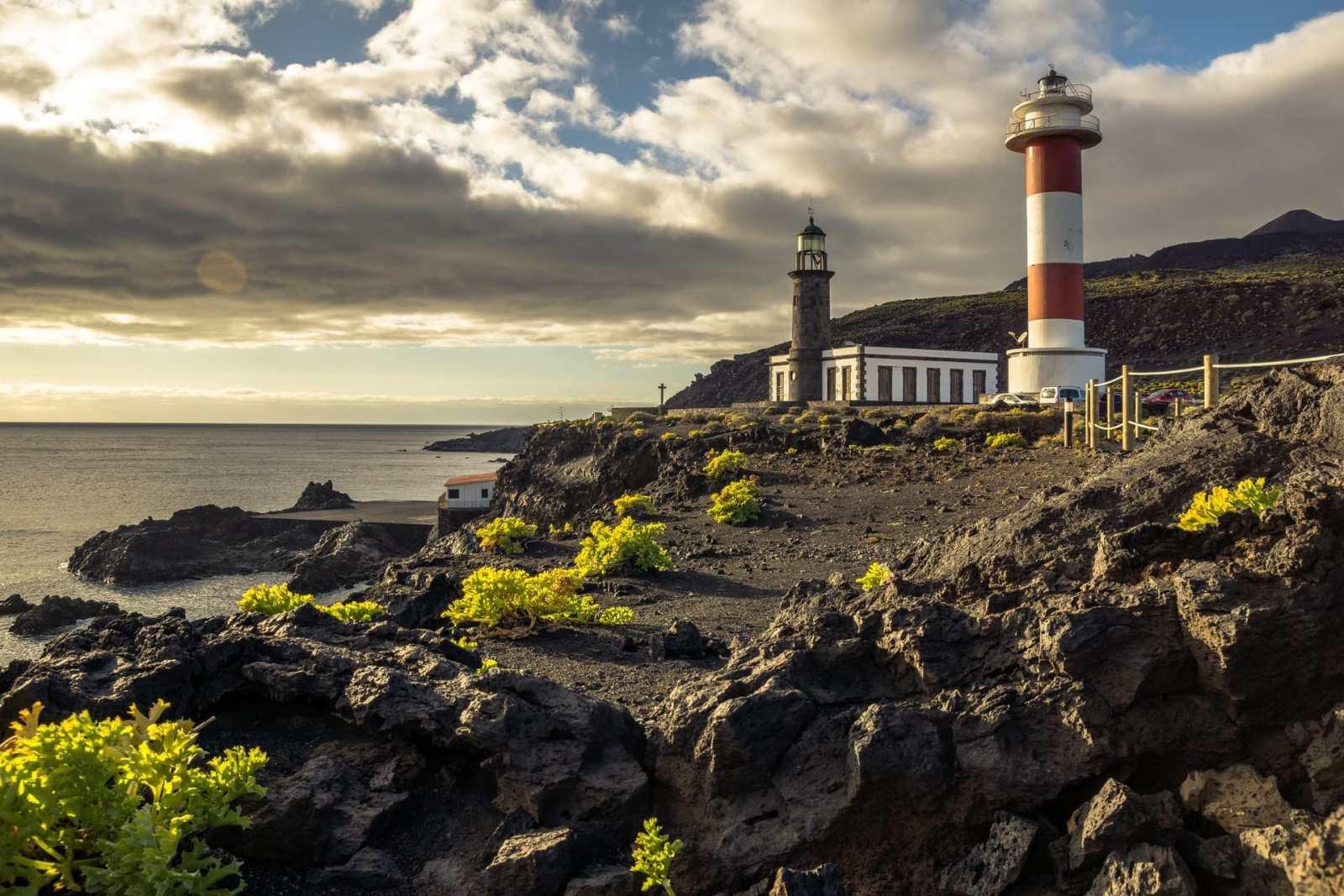 Las mejores zonas donde alojarse en la isla de La Palma, Canarias