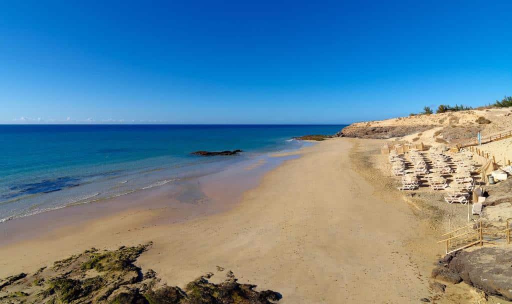 Las mejores zonas para alojarse en Fuerteventura - Costa Calma