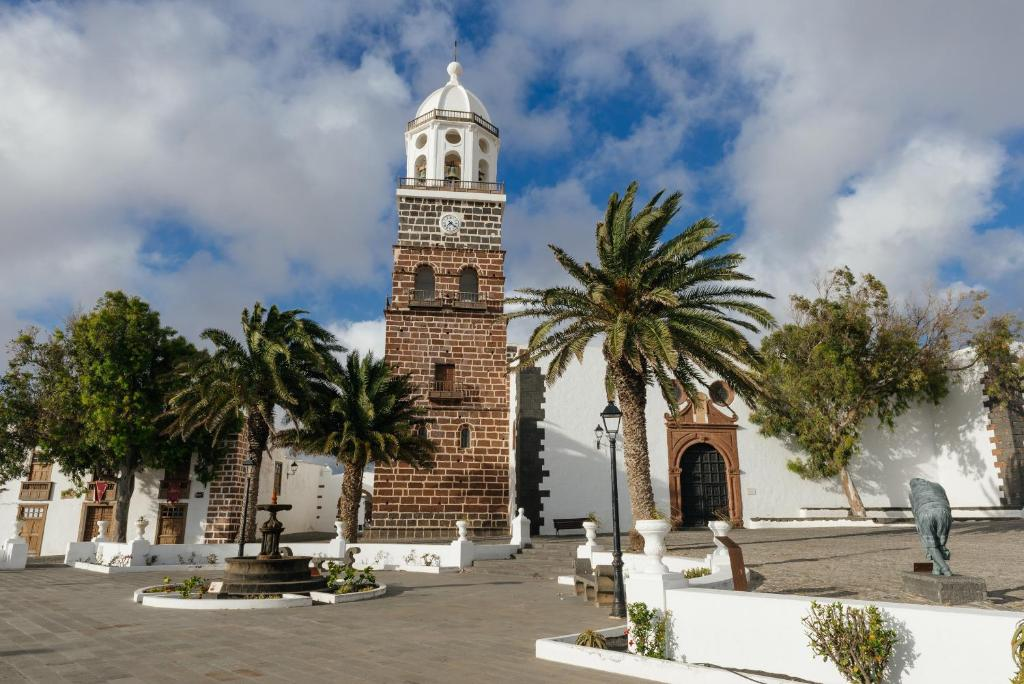 Best inland town to stay in Lanzarote - Teguise