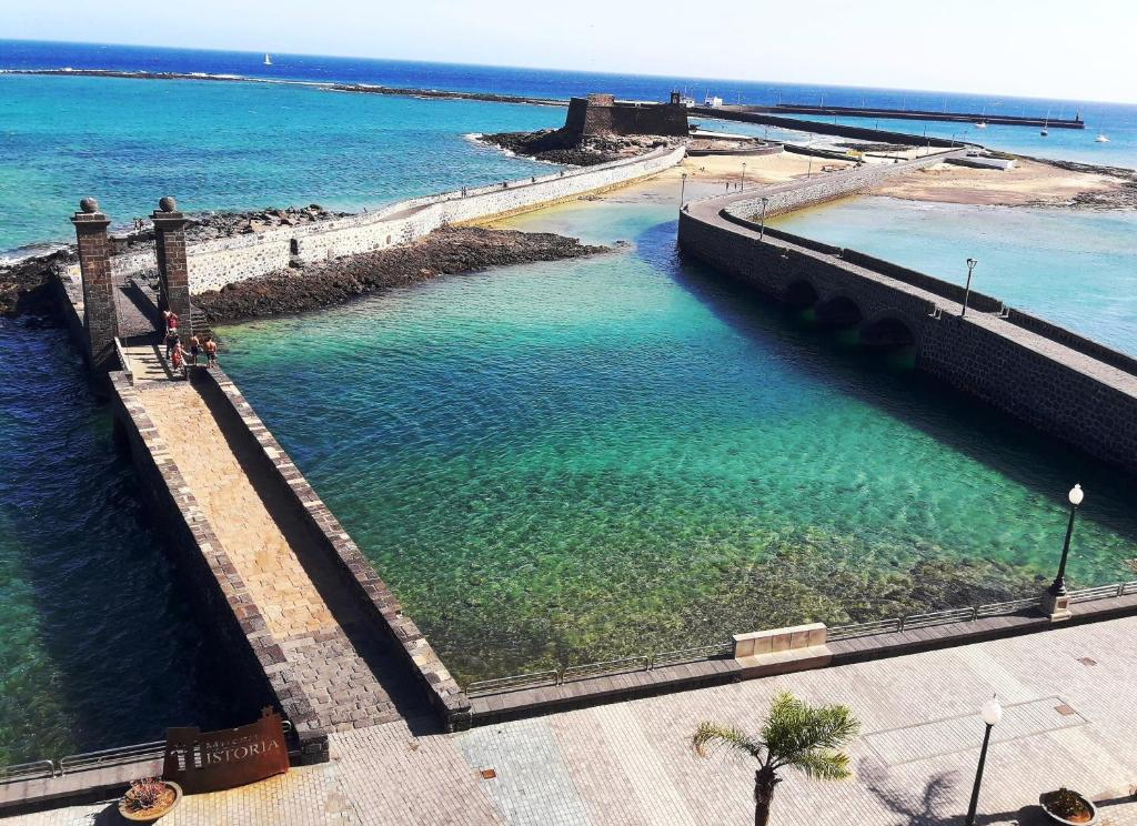 Most convenient town to stay in Lanzarote, Spain  - Arrecife