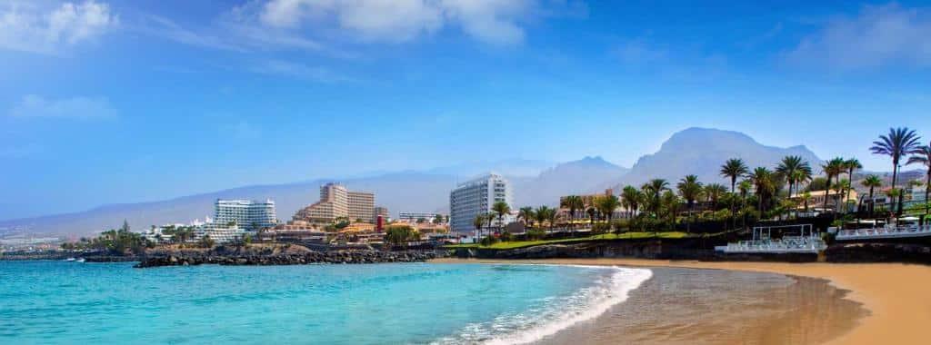 Mejor zona donde dormir en Tenerife - Playa de las Américas