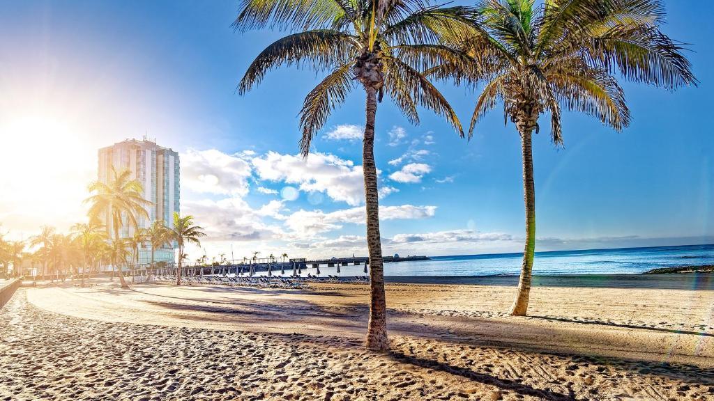 Mejores localidades donde quedarse en Lanzarote - Arrecife