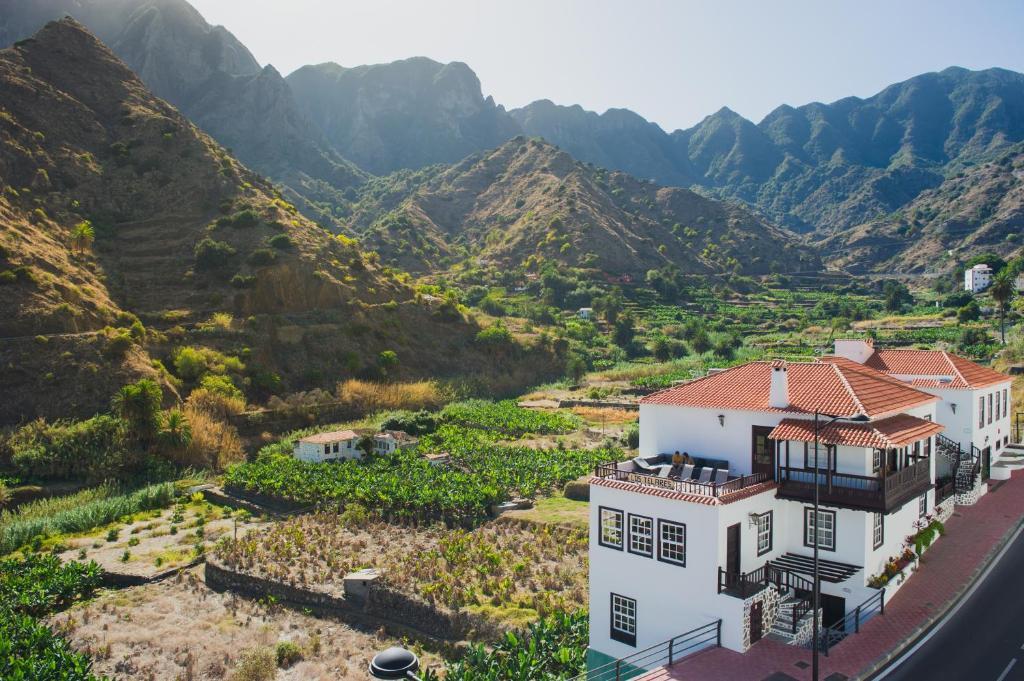 Best towns to stay on La Gomera - Hermigua Valley