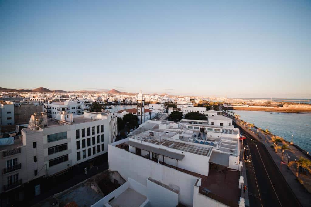 Mejores zonas donde alojarse en Lanzarote - Arrecife