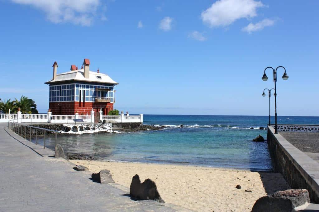Mejores zonas donde alojarse en Lanzarote, Canarias - Arrieta