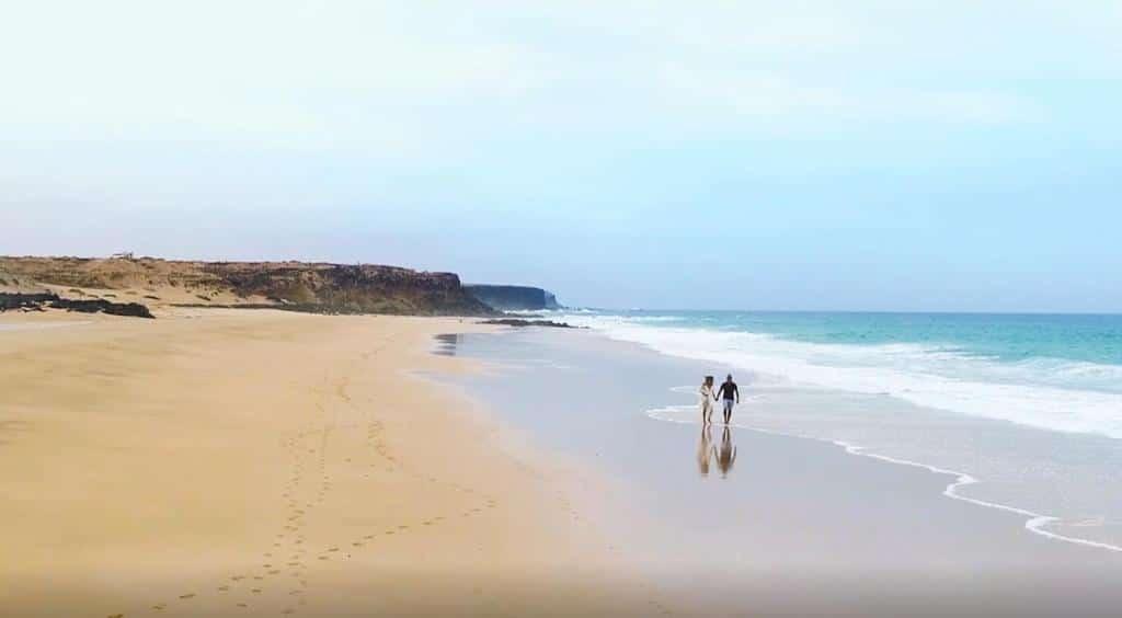 Mejores zonas donde dormir en Fuerteventura - El Cotillo