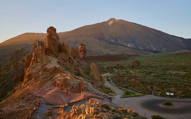 Mejores zonas donde hospedarse en Tenerife para los amantes de la naturaleza - Parque Nacional del Teide