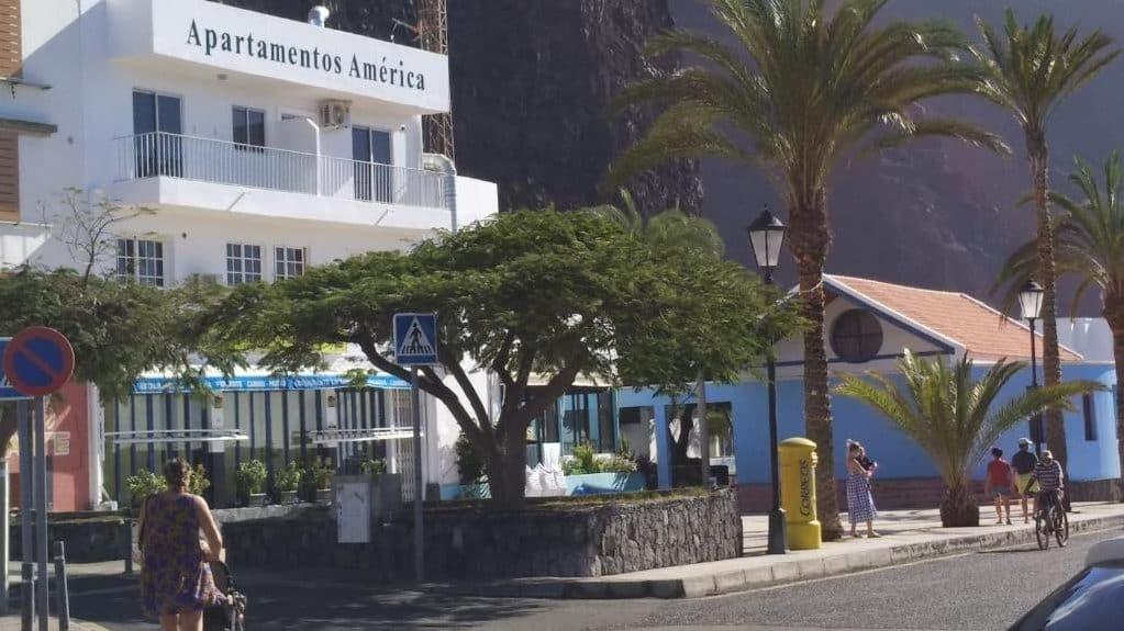 Mejores zonas para alojarse en la isla de La Gomera - Valle Gran Rey