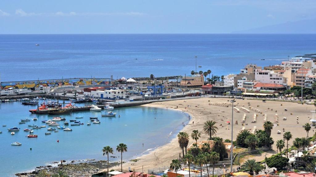 Zona mejor comunicada en el sur de Tenerife - Los Cristianos