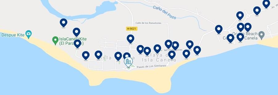 Alojamiento en Isla Canela – Haz clic para ver todo el alojamiento disponible en esta zona