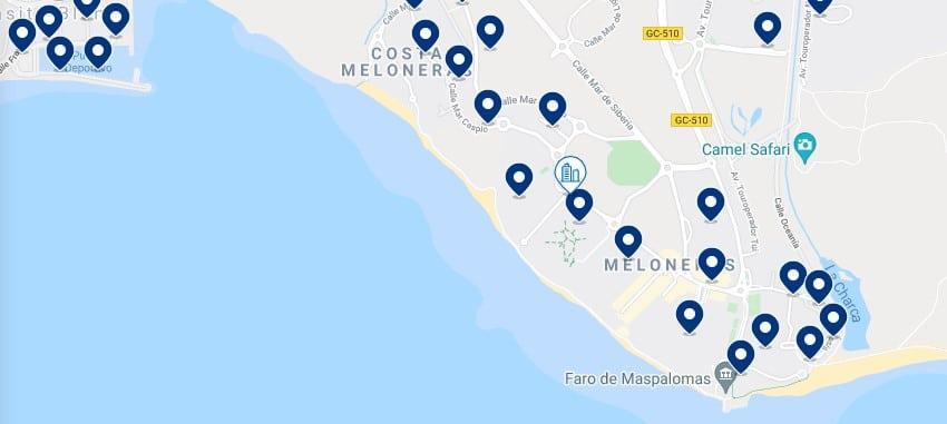 Alojamiento en Meloneras – Haz clic para ver todo el alojamiento disponible en esta zona