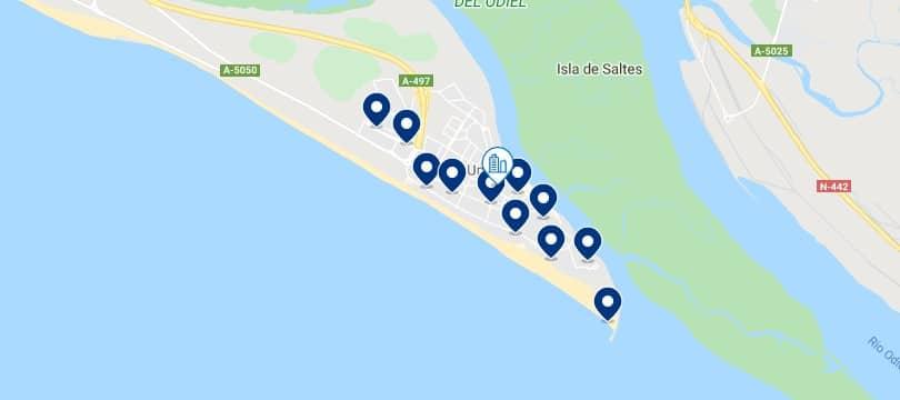Alojamiento en Punta Umbría – Haz clic para ver todo el alojamiento disponible en esta zona