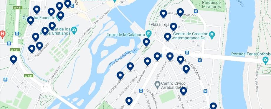 Alojamiento en el sur de Córdoba – Haz clic para ver todo el alojamiento disponible en esta zona