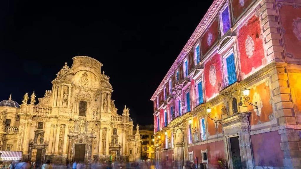 Dónde alojarse en Murcia capital - Centro Histórico