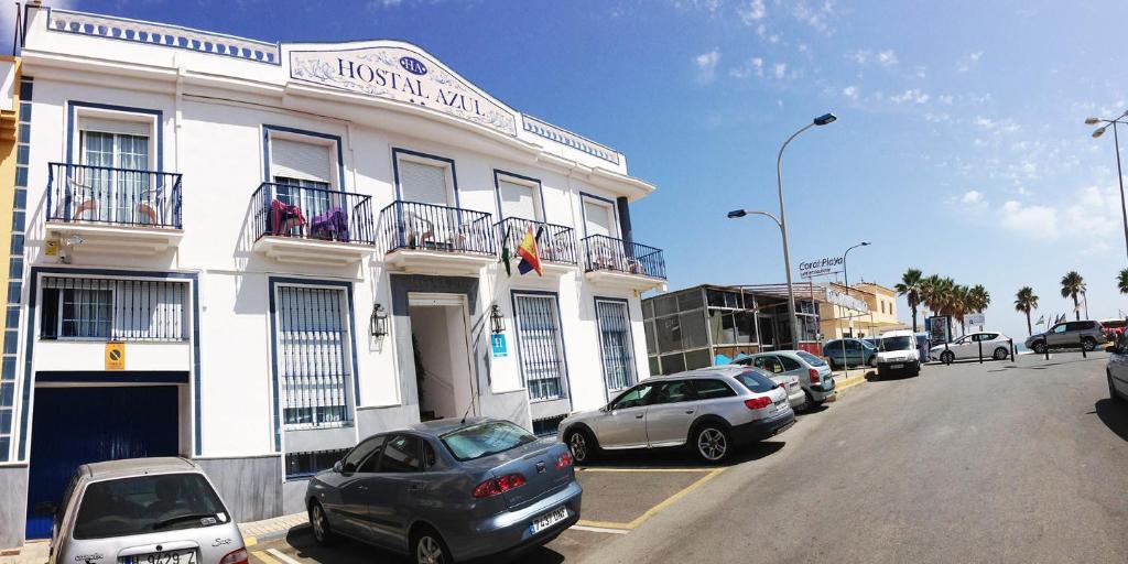 Dónde dormir en la costa de Huelva - La Antilla & Isla Antilla