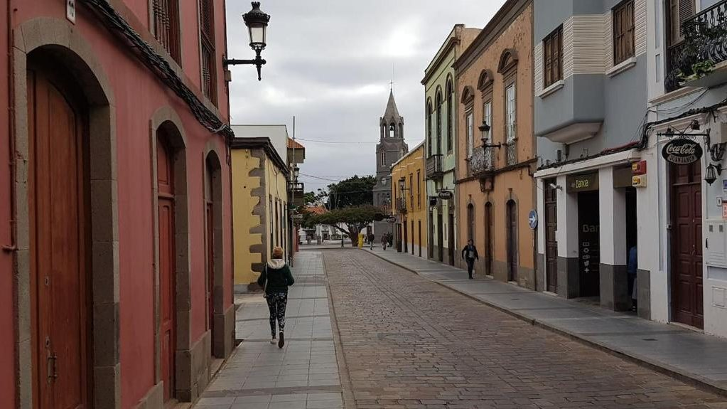 Best inland town to stay in Gran Canaria - Telde