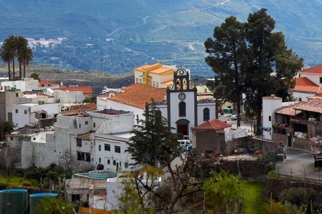 Best area to stay in Gran Canaria to discover the centre of the island - San Bartolomé de Tirajana