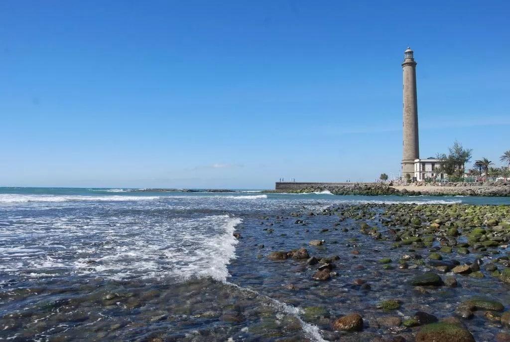Mejores localidades donde buscar alojamiento en Gran Canaria - Meloneras
