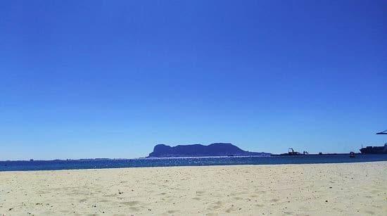 Mejores zonas donde alojarse en Algeciras - Playa El Rinconcillo